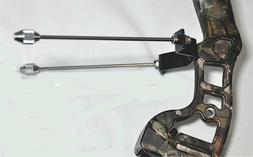 Barnett DIABLO Compound Bow Stabilizer for all Compound Bows