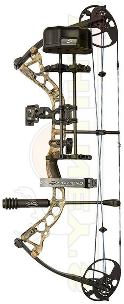 Diamond  Bowtech Infinite Edge Pro Camo Right Hand RAK Packa