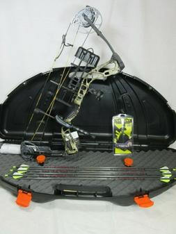 Diamond Edge 320 Right Hand Compound Bow Package Mossy Oak C
