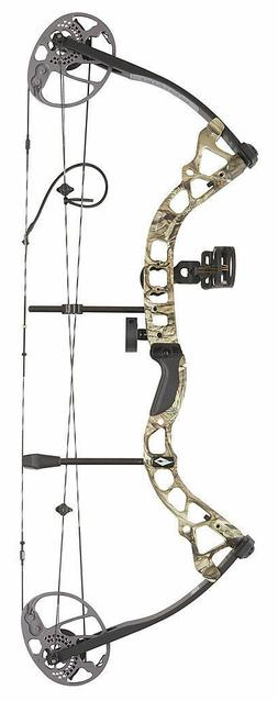 Diamond Bowtech Prism Bow RH Infinite Edge CAMO Package 5-55