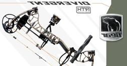 Bear Archery Divergent Right Hand 70# RTH Package True Timbe