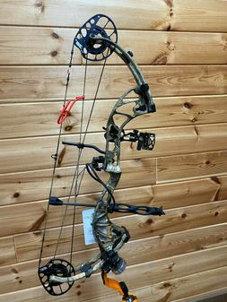 PSE Drive 3B 70lb Compound Bow RH Mossy Oak Country Camo Com