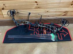 PSE Drive NXT 70lb Compound Bow RH KUIU Compound Bow Package