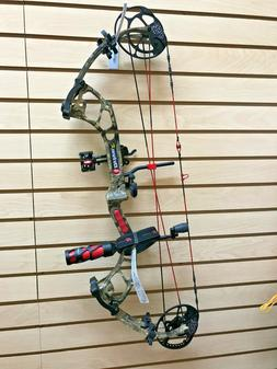 PSE DRIVE R - READY TO SHOOT - WITH X-FORCE LIMBS