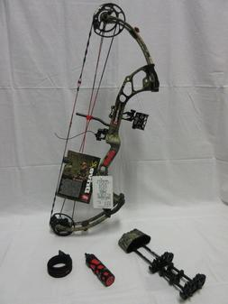 PSE Drive R SD Country Camo RTS Pro package Right or Left Ha