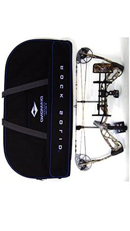 Diamond Edge SB-1 Compound Bow, Breakup Country Camo, RAK Pa