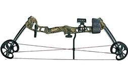 EDITION  HUNTER by Barnett Vortex Compound Bow with RED LASE