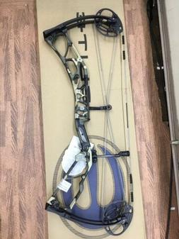 Elite Ritual 30 LEFT HAND. 70lbs. 28.5 Inch Compound Bow Kui