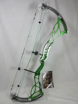 "Bowtech Fanatic Right Hand 60 - 70# Green 26-31"" Target Comp"