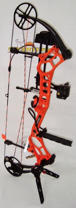 Fred Bear Archery Marshal Bow Blaze Orange Right Hand Packag