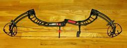 PSE Full Throttle RH 65#  28'' Black