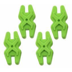 PSE Gen-X Green Color Rubber Limb Vibration Dampener 01318GN