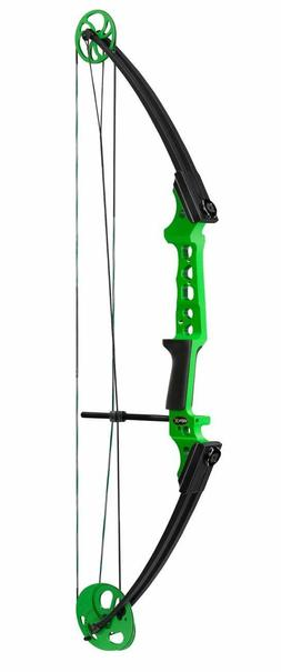 Genesis Gen X Compound Bow Green Left Hand 40lbs
