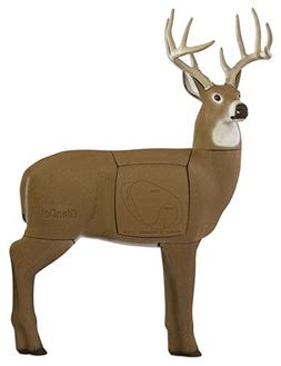 Field Logic GlenDel Full-Rut Buck 3D Archery Target with Rep