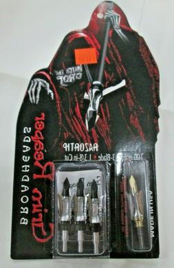 Grim Reaper Broadhead Razorctip 1-3/8 in.  1903 100gr 3Pk
