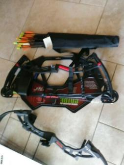 PSE Guide Junior Archery Youth Compound Bow Package Right Ha