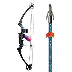 Junior Hawk Bowfishing Bow Complete Kit - Left Hand