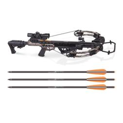 Centerpoint Heat 415 FPS Crossbow Package with Power Draw