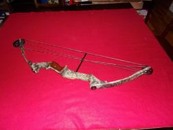 Parker Hunter-Mag Compound Bow With Owners Manual