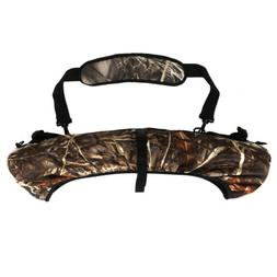 Tourbon Hunting Bow Sling Bag Outdoor Strings Compound Carry