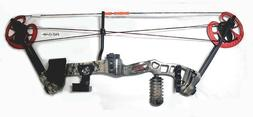 """"""" HUTER EXTREME"""" Compound Bow by Barnett 60lbs."""