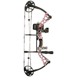 Diamond Infinite Edge Pro Bow Package Pink 70 Lbs. Right Han