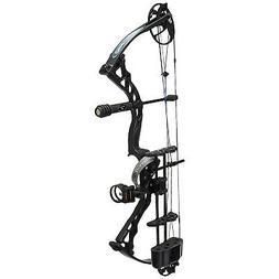 Diamond Archery Infinite Edge Pro Rh 5-70 Compound Bow, Blac