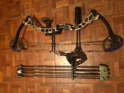 Diamond Archery Infinite Edge Pro Right Handed Hunting Bow,