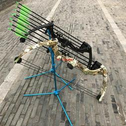 jh7474 20lbs aluminum traditional compound bow archery