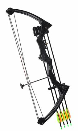 jh7474 traditional compound bows black camo 20lbs