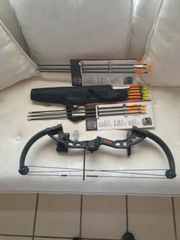 Bear  Junior Brave  Archery Youth Compound Bow Package +3 se