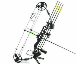 JUNXING M120 Compound Bow Right Hand Handle Archery Alloy Al