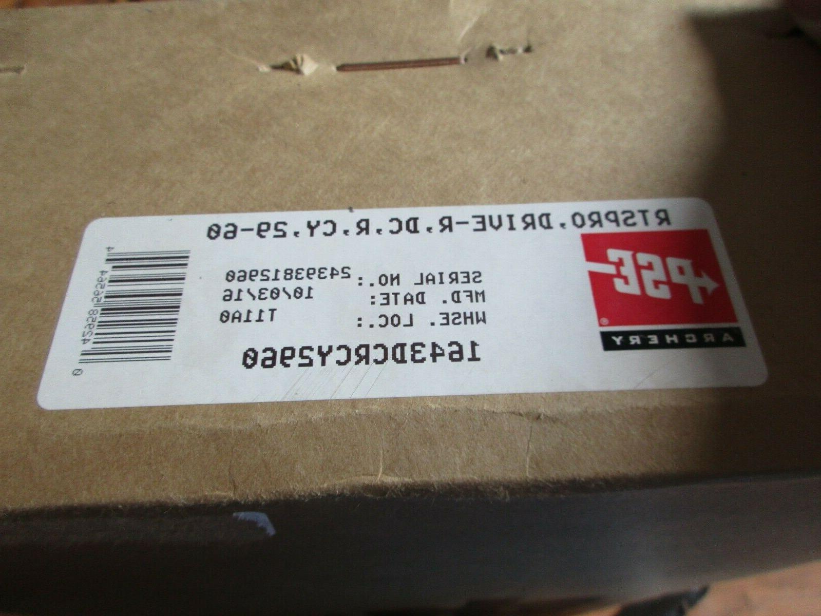 PSE 1643DCRCY2960 Pro RH Oak Camo 60lb