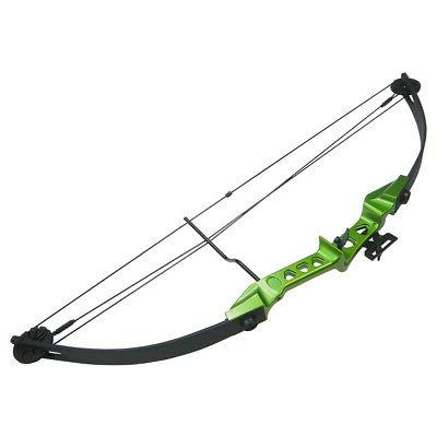 19-29 / Green / Blue Hunting Bow Arrows 50