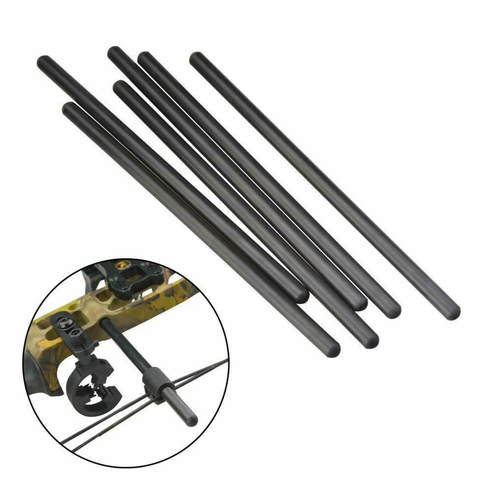 1pcs compound bow string stabilizer stop bracket