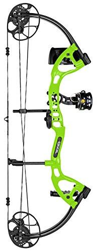 New 2016 Bear Archery Cruzer Lite RTH 5-45# Left Hand Green