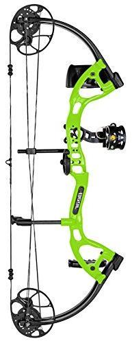 New 2016 Bear Archery Cruzer Lite RTH 5-45# Left Hand Green