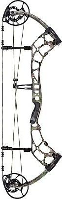 New 2016 Bear Archery Escape 55-70# LH Compound Bow Realtree
