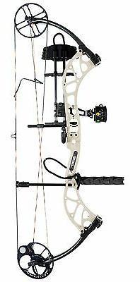 New 2016 Bear Archery Wild RTH 70# LH Bow Package Sand w/ Ar