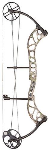 New 2016 Bear Archery Wild Single Cam 310FPS 60# RH Bow Xtra