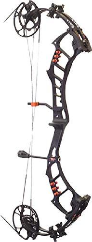 "Pse 2017 Bow Madness Epix Bow Only Right Hand 29"" 70 Lbs Bla"