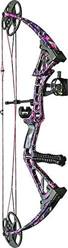 2017 Fleetwood Envoy 2 Compound Bow Package Muddy Girl Camo