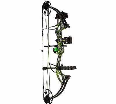 2018 Bear Archery Cruzer G2 RTH 5-70 RH Moonshine TOXIC Pack