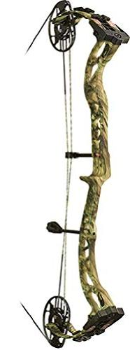 "PSE 2018 Ferocity Bow Only Left Hand 29"" 70 Lbs Mossy Oak Co"