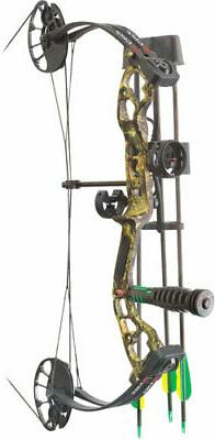 NEW PSE MINI BURNER BOW 14-40# BLACK RIGHTHAND ARCHERY COMPO