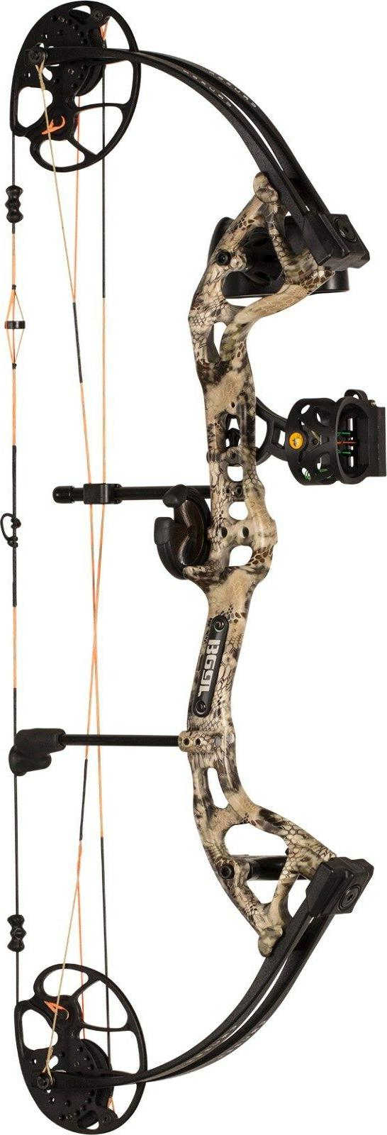 Bear Archery New 2018 Species Rth Compound Bow 70# Left Hand