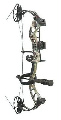 2019 PSE Archery Uprising Compound Bow Pkg 15-70# Right Hand