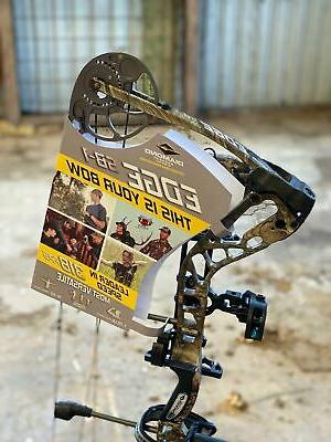 2020 Compound BOW PACKAGE, RH, Camo
