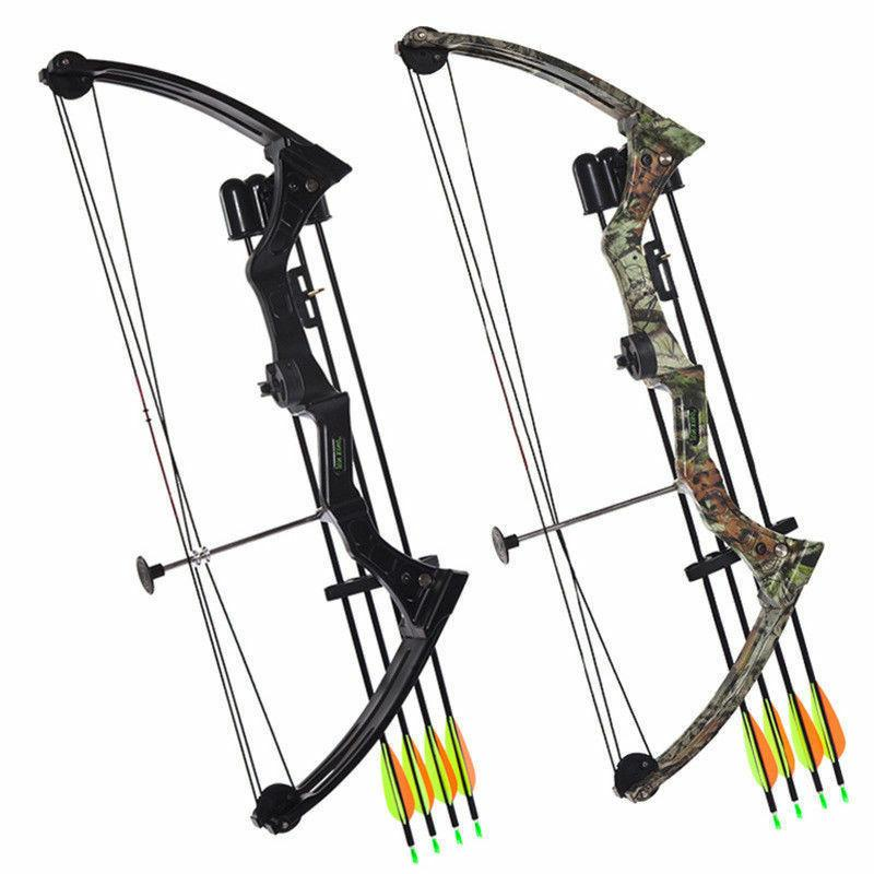 20lbs aluminum traditional compound bow archery hunting
