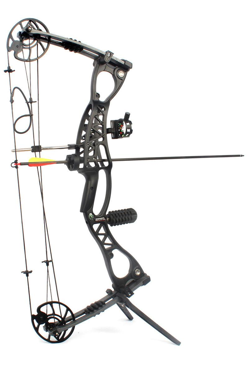 40 60lb jun xing m127 compound bow